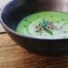Miso Cream of Broccoli Soup