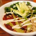 vegan chili, tahini, tahini sauce recipe, vegan chili recipe, vegan one pot meals, recipe for vegan chili, quinoa, quinoa chili, recipes for quinoa