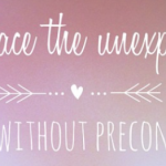 How to Embrace the Unexpected