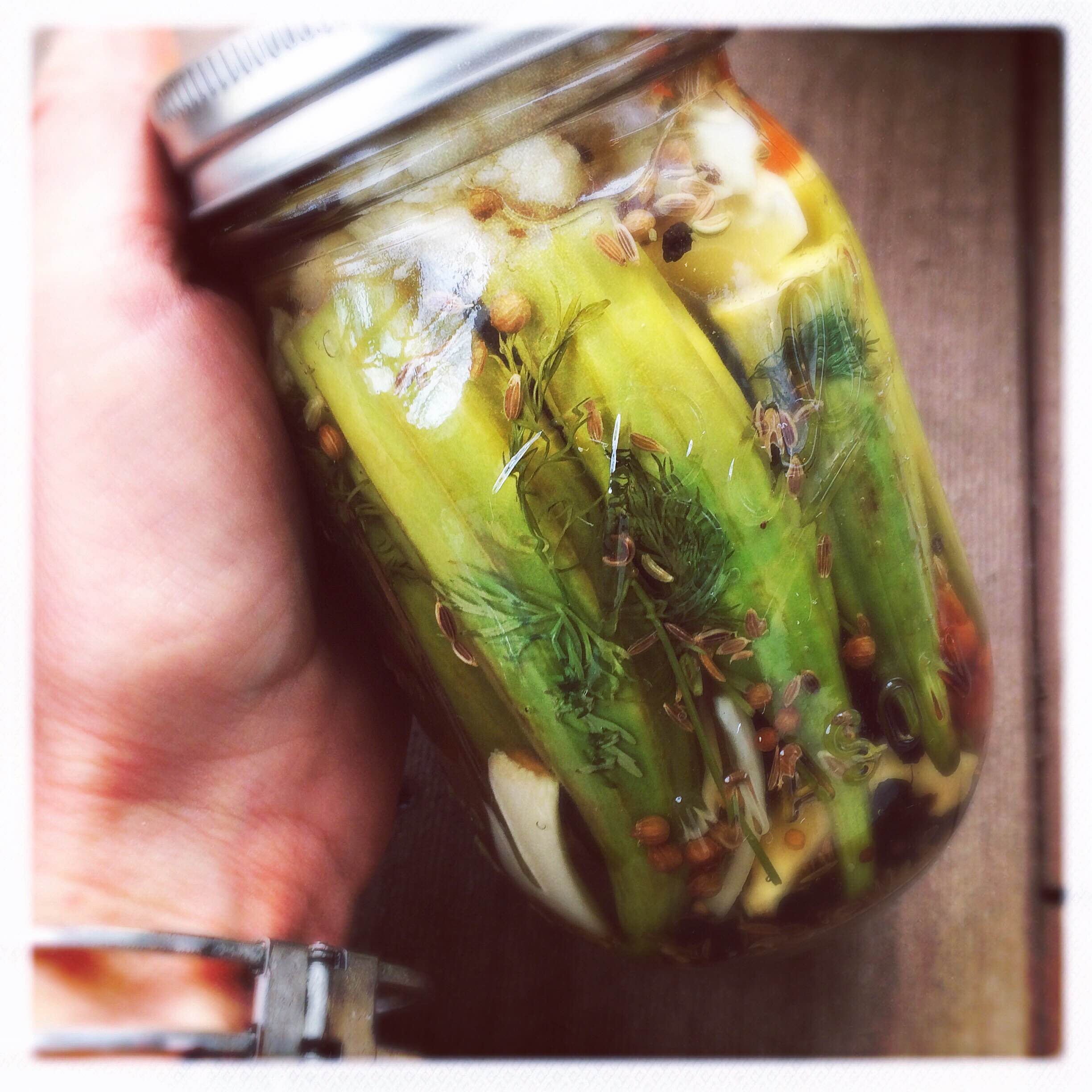 quick pickles recipe 2