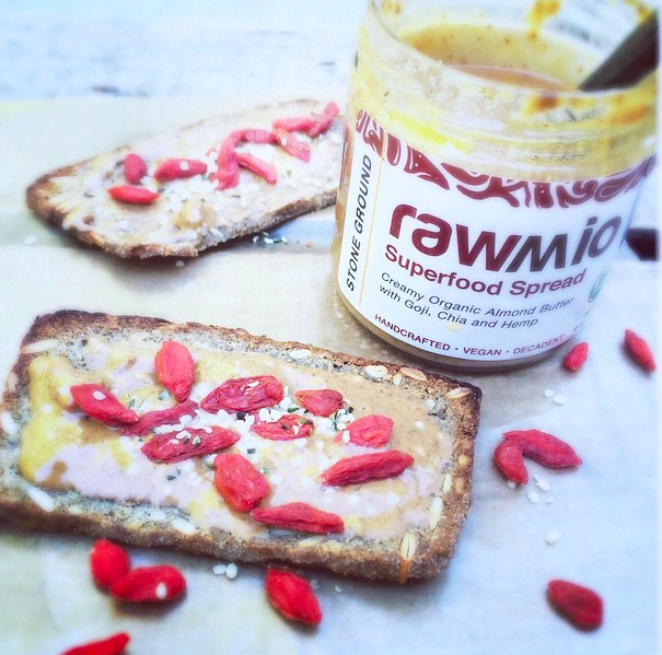 Raw Mio Superfood Nut Butter