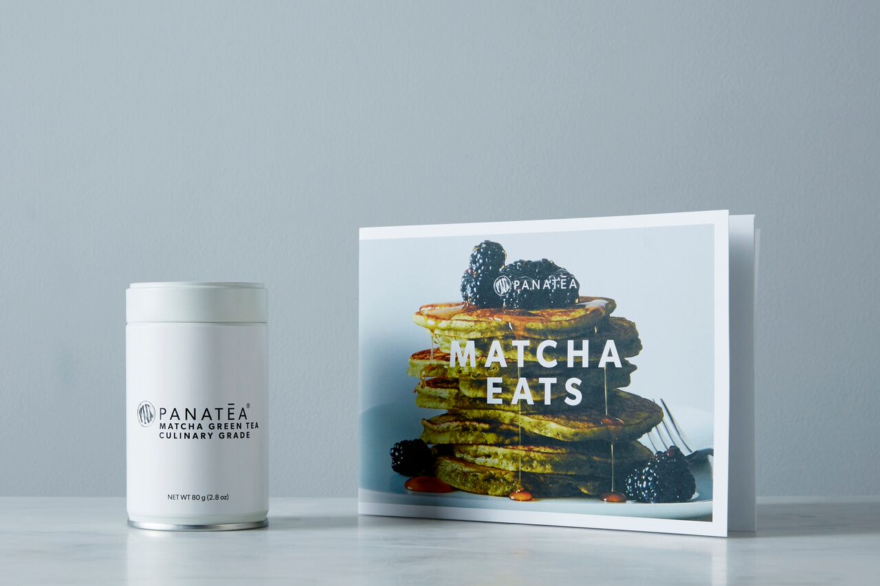 panatea matcha eats holiday kit