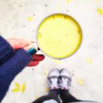 turmeric latte golden milk recipe