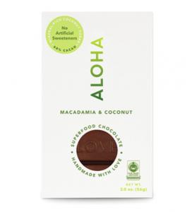 Macadamia & Coconut Chocolate 6-pack