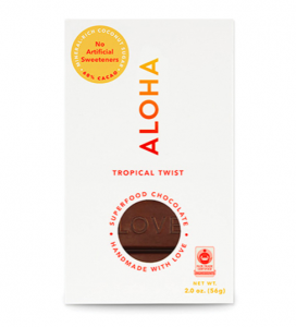 Tropical Twist Chocolate 6-pack