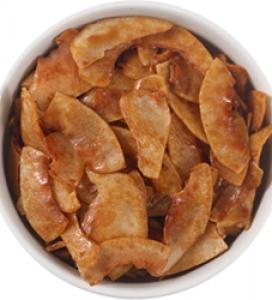 Organic Caramel Coconut Chips