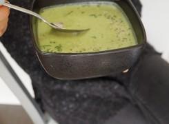 Miso Hemp Cream of Broccoli Soup