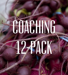 Health Coaching 12-pack (30 min sessions)