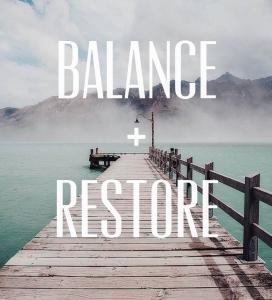 Balance + Restore Program
