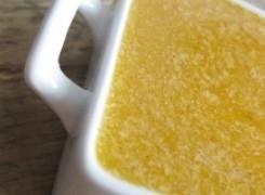 Creamy Cayenne Garlic Spread
