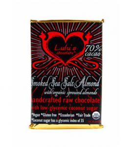 Smoked Salt Almond Chocolate