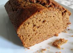Perfect Pumpkin Loaf