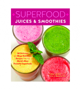 Superfood Juices & Smoothies
