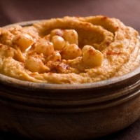 Pumpkin Hummus for the Holidays––Creamy Decadence without the taste of Guilt.